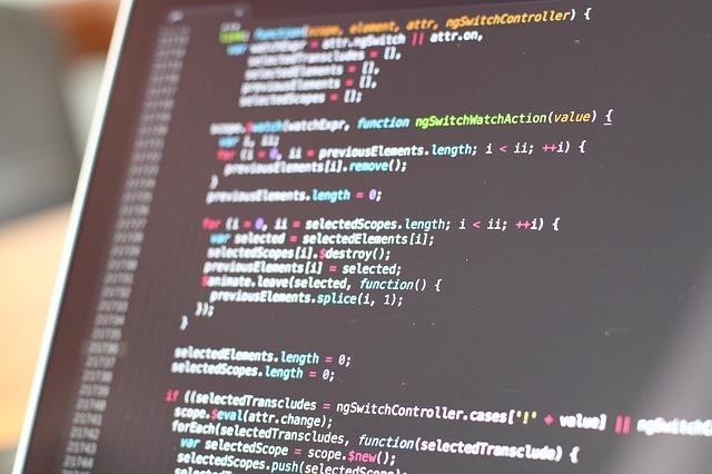 プログラミングの始まり